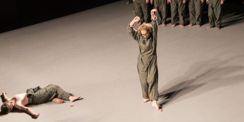 Isra-Drama & International Exposure of Israeli Theatre
